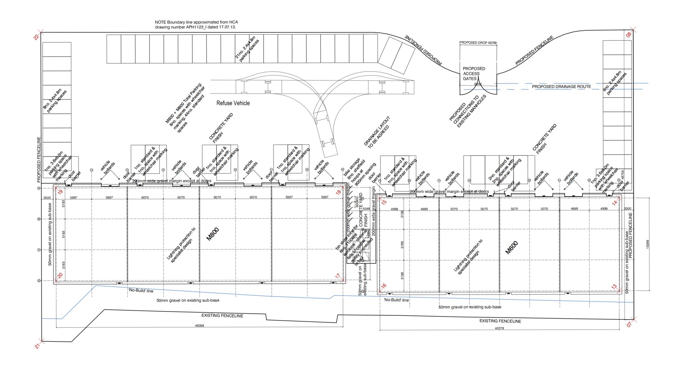 0137-8-SP01-02 Site Plan