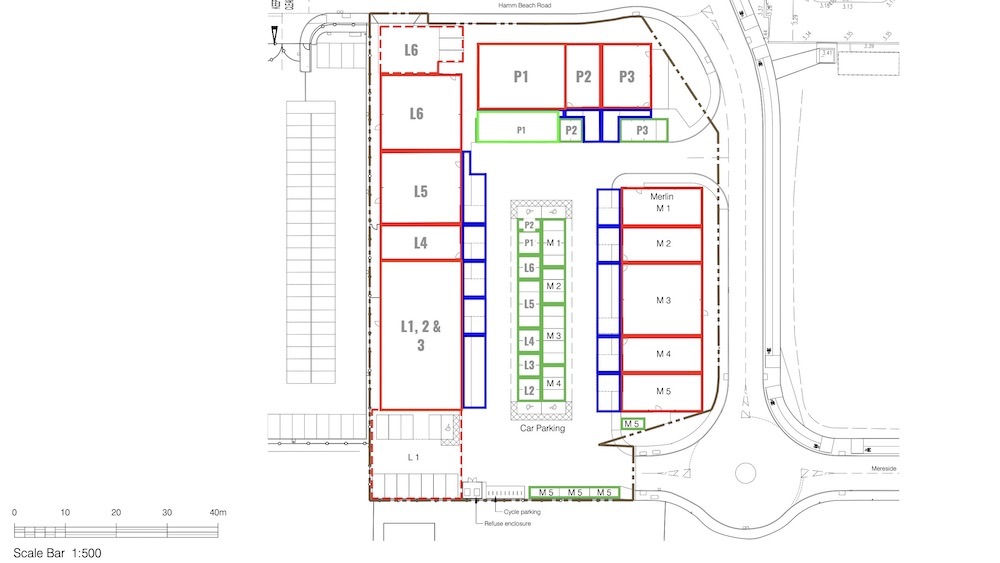 Nav Site Plan