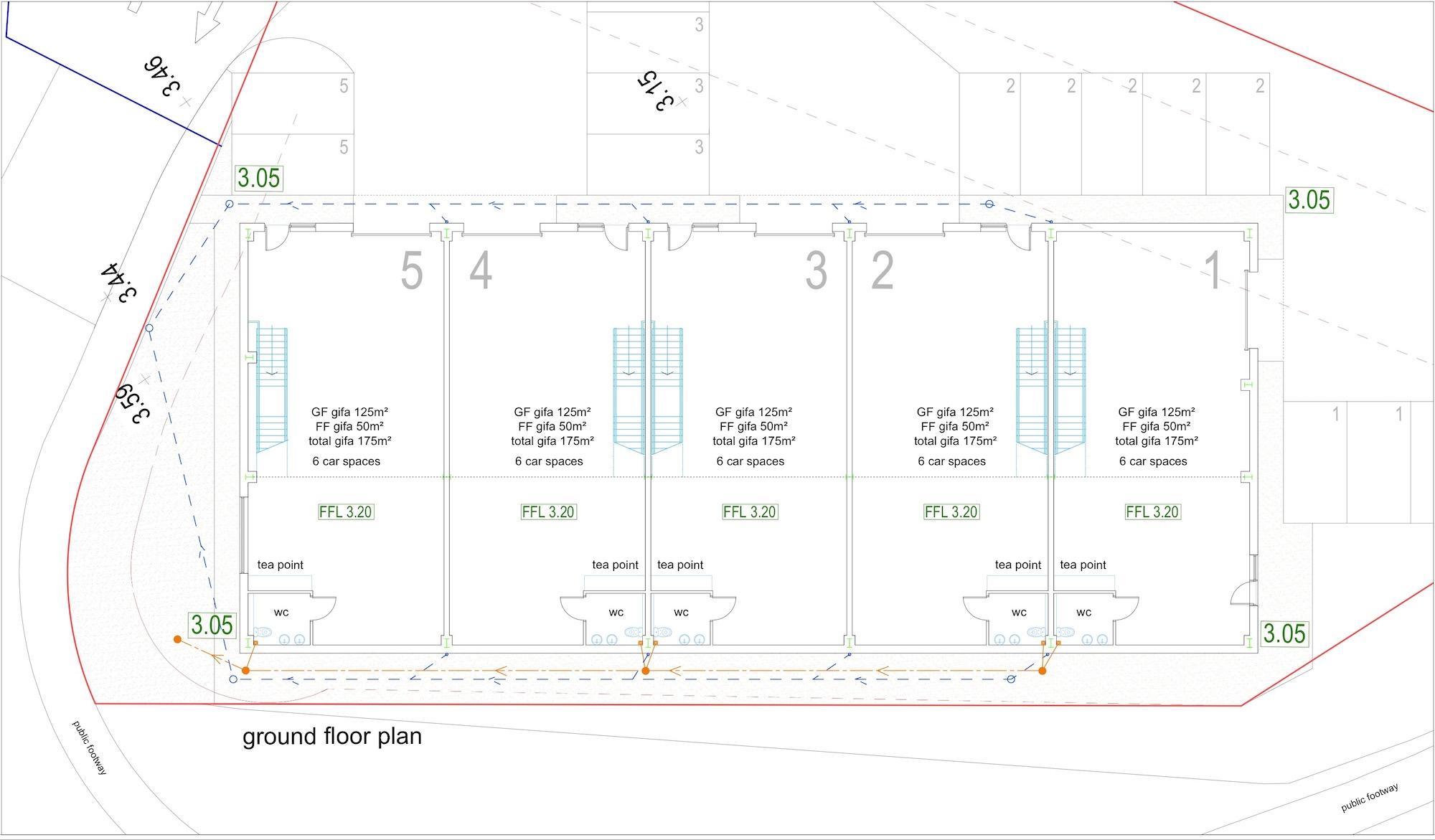 Victoria Floor Plans